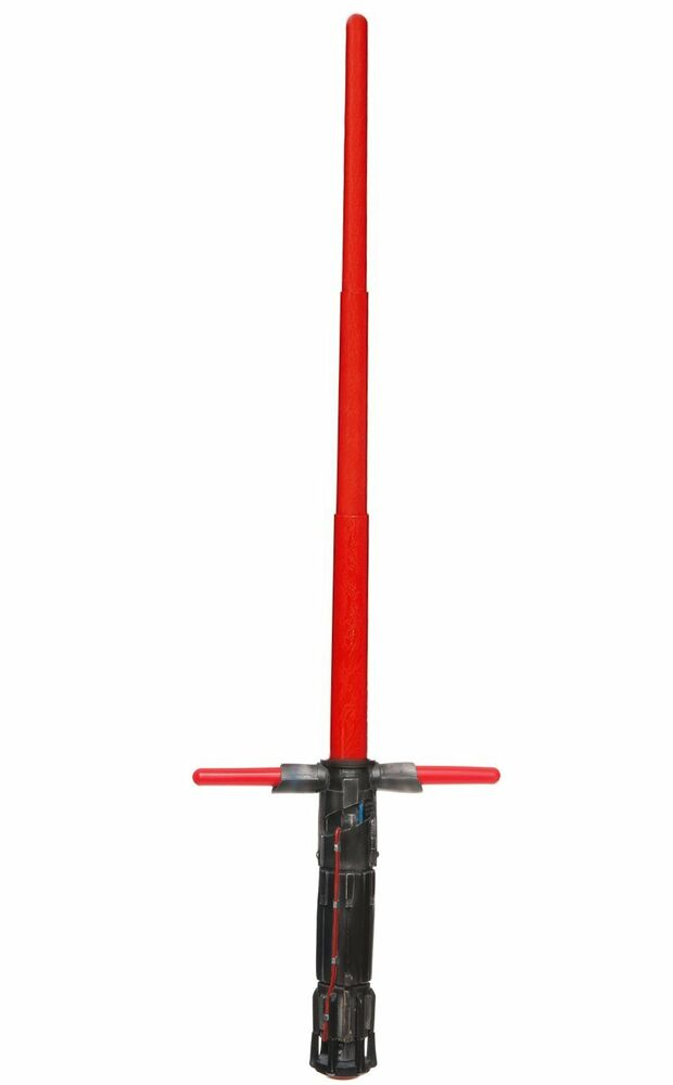 Star Wars Force Awakens Kylo Ren Red Lightsaber Costume