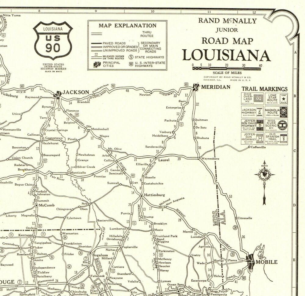 Map of Louisiana also Rand Mcnally Road Map Louisiana Mississippi as well  besides Road Map Texas Louisiana Mississippi – lookyourbest info furthermore  additionally  as well Large detailed map of Louisiana with cities and towns besides Louisiana Highlights on the Great River Road   ROAD TRIP USA further Louisiana Us State Road Map Stock Vector Art   More Images of Aerial further Amazon    Large Street   Road Map of Lafayette  Louisiana LA in addition Louisiana Road Map Royalty Free Cliparts  Vectors  And Stock besides Louisiana state road likewise  furthermore Clip Art Vector   Road map of the us american federal state further South Central States Road Map likewise louisiana parish map with roads – bnhspine. on road map of louisiana