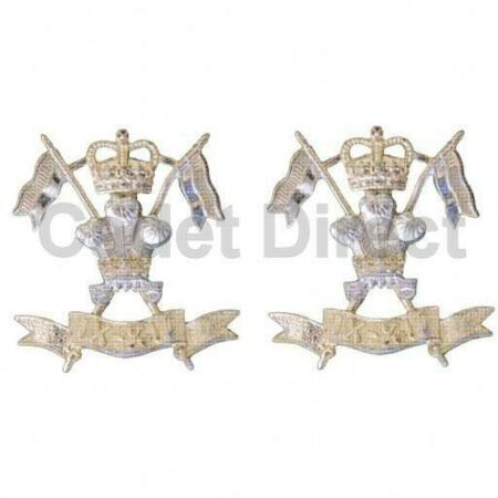 img-9th/12th Lancers Other Ranks Collar Badges
