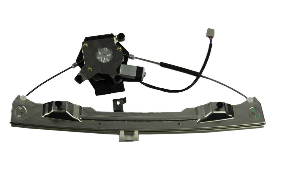 new power window regulator motor rear right explorer