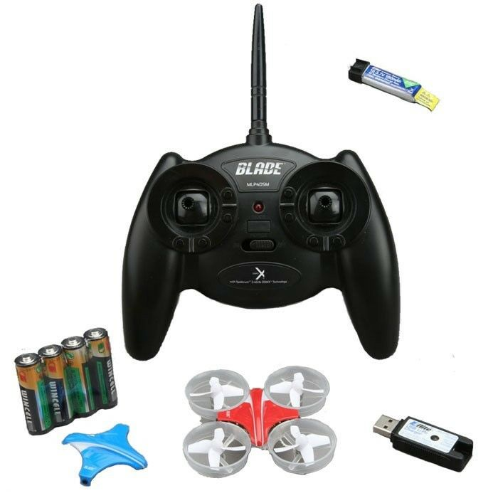 NEW Blade Inductrix RTF Ready-to-Fly Ultra Micro RC