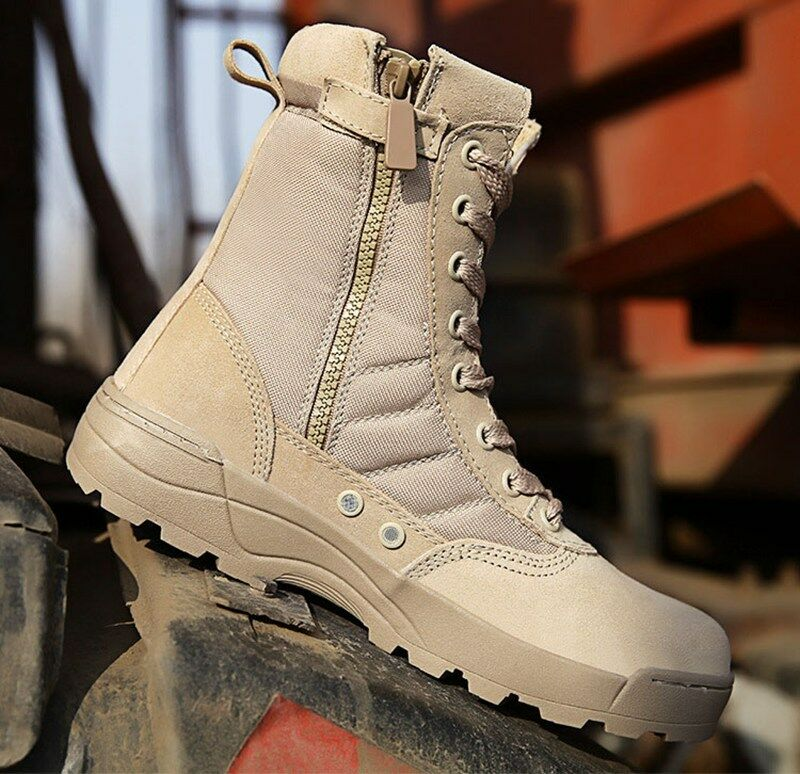 Men S Special Forces Tactical Military Boots Combat Boots