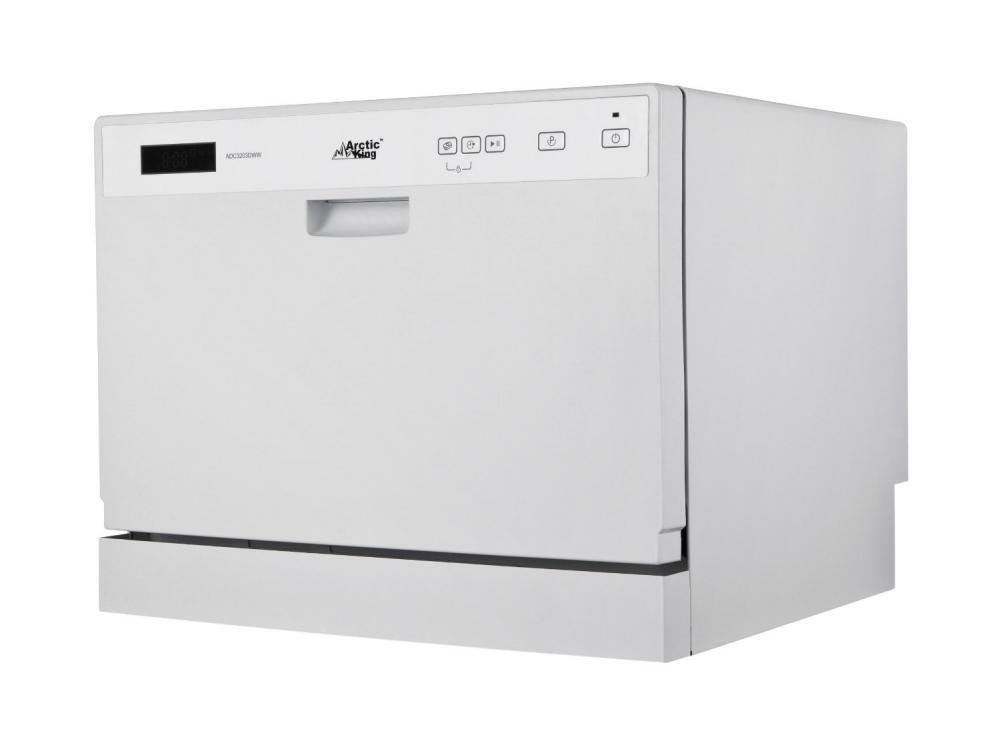New Portable Compact Midea Arctic King ADC3203D Countertop Dishwasher ...