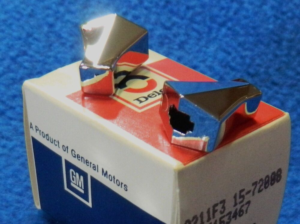 2 qty nos gm a c panel knobs chevy classic car gmc truck 68 69 70 71 72 75 81 87 ebay. Black Bedroom Furniture Sets. Home Design Ideas