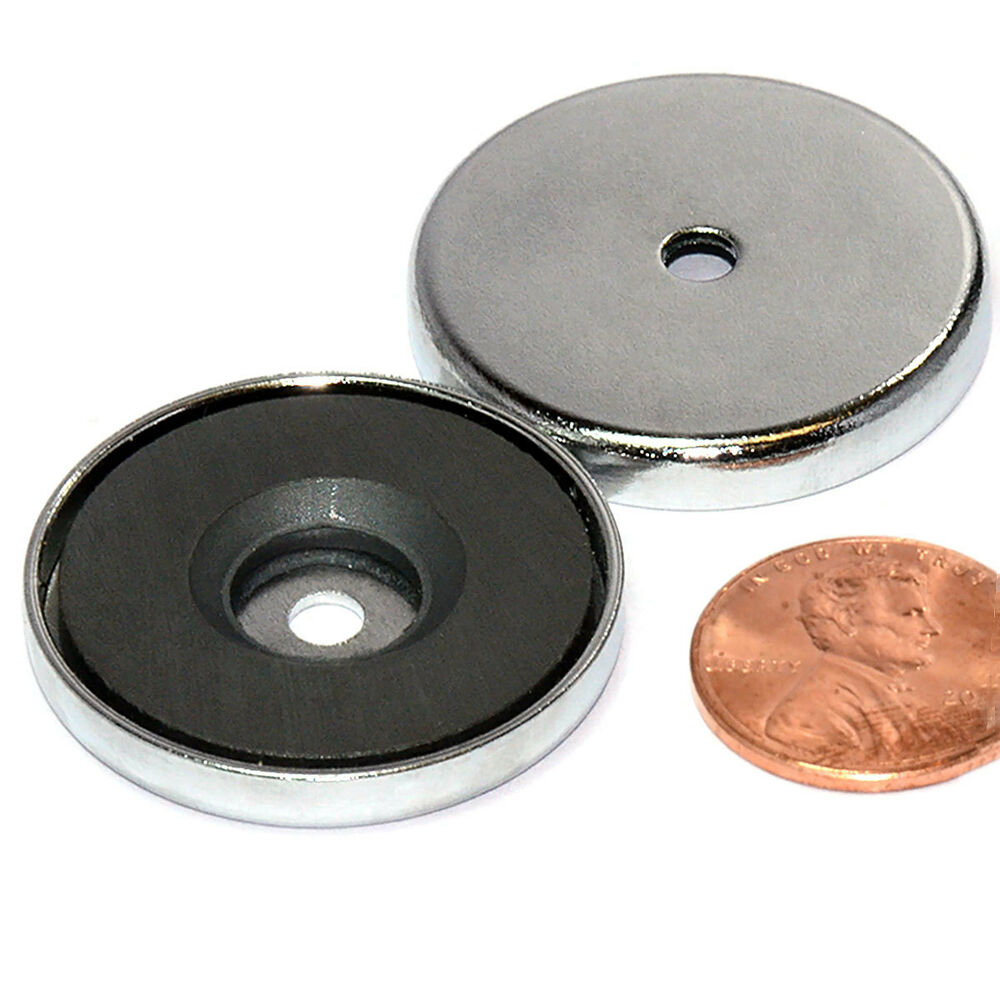 Cms Magnetics 174 12 Lb Holding Power Ceramic Cup Magnet