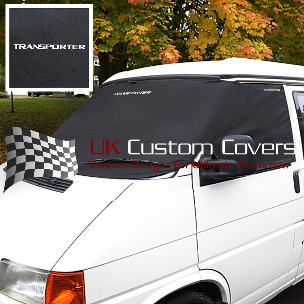 vw transporter t4 window camper screen curtain wrap frost. Black Bedroom Furniture Sets. Home Design Ideas