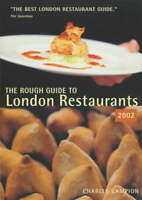The Rough Guide to London Restaurants (Mini Rough Guides), Charles Campion