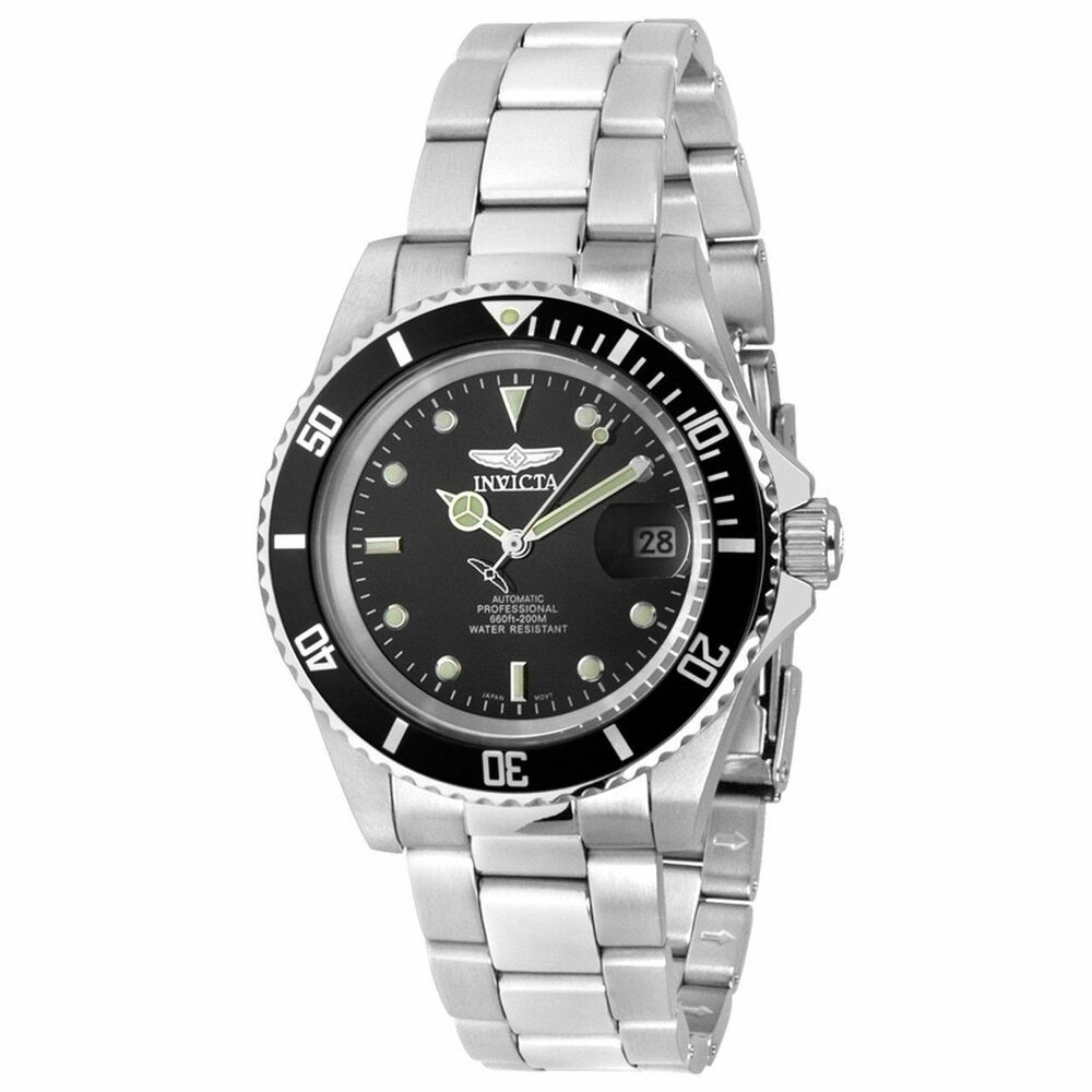 NEW INVICTA MENS PRO DIVER 24 JEWEL AUTOMATIC 8926OB COIN BEZEL WATCH 8926 OB 843836089265 | eBay