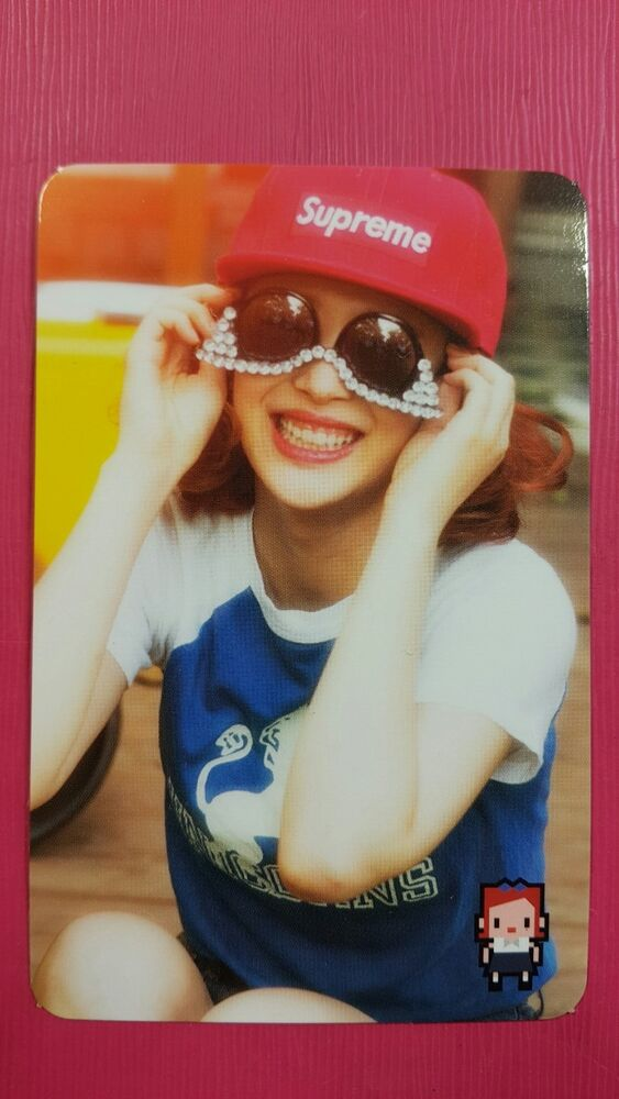 FX f(x) SULLI Official Photocard Pink Tape 2nd Album Rum ... F(x) Amber Pink Tape