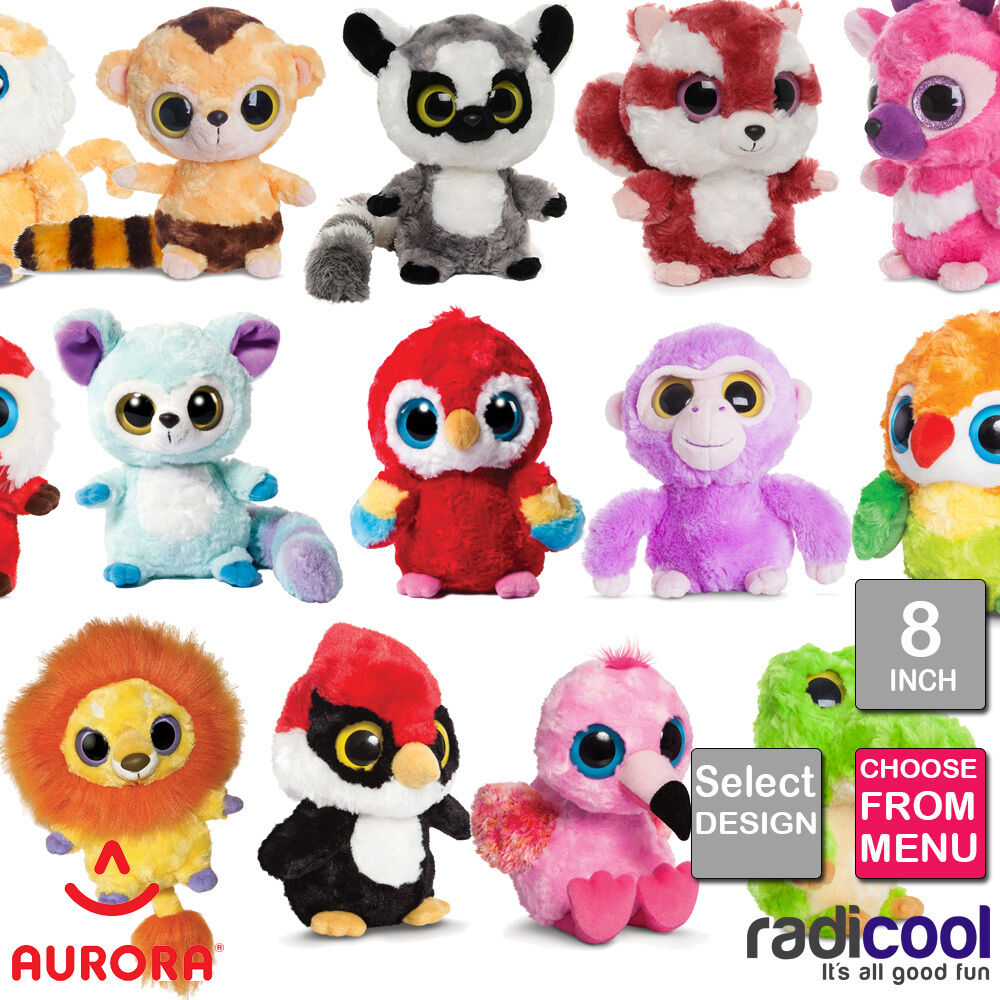 Toys For Friends : Aurora yoohoo and friends inch plush cuddly soft toys