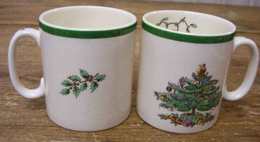 Spode Christmas Tree History