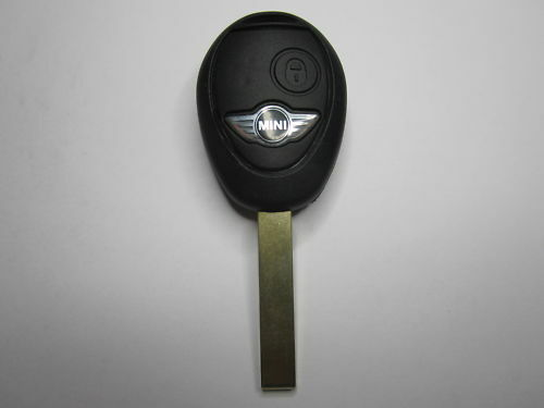 2002 2003 2004 mini cooper new uncut replacement keyless remote key case button ebay. Black Bedroom Furniture Sets. Home Design Ideas