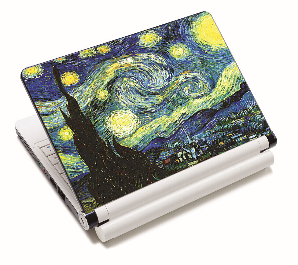 15.6 Inches Universal Laptop Skin Cover Sticker Decal For ...
