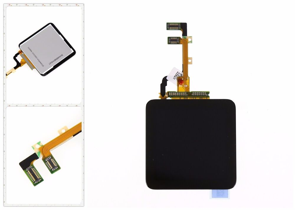Black LCD Screen Touch Digitizer Connector Ribbon For iPod ...