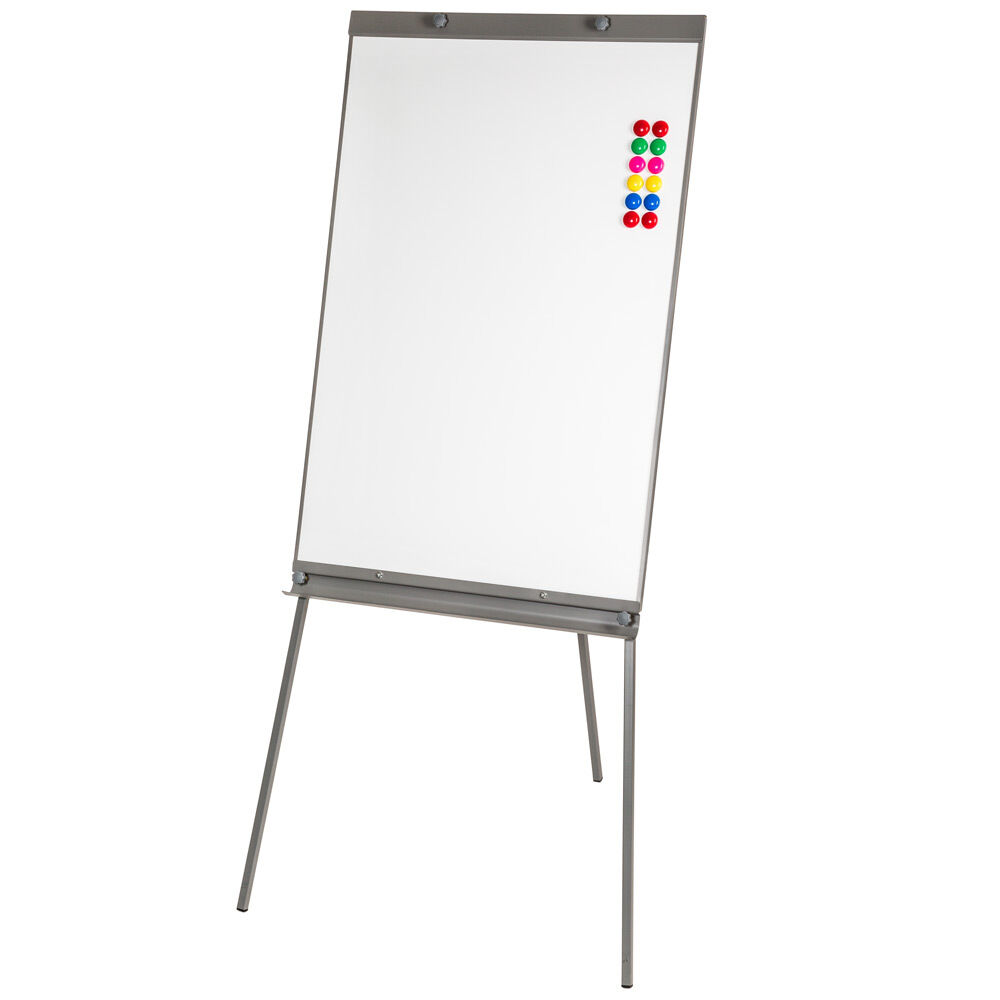flipchart moderationstafel moderationswand magnettafel whiteboard 12 magnete ebay. Black Bedroom Furniture Sets. Home Design Ideas