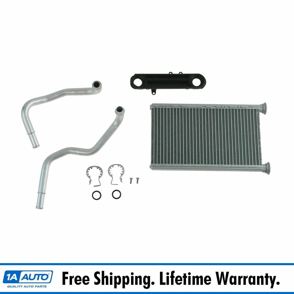 oem 68003993aa mopar heater core with pipes for dodge