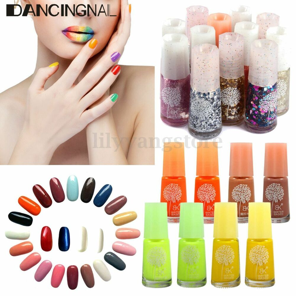 39 Colors Natural Tasteless Non-toxic Water-based Peelable ...