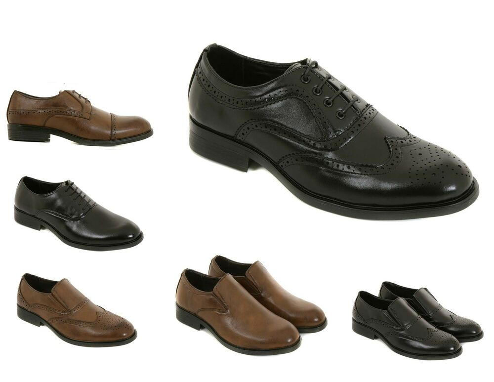 mens leather formal shoes size 6 to 11 uk by shoe