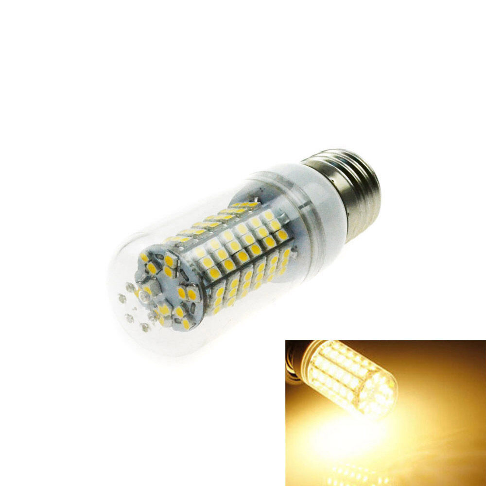 12 watt e26 3528 smd 120 leds 12w led corn light lamp bulb warm white 110v volt ebay Bulbs led