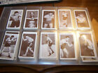 Complete Set of 50 1938 Churchman Boxing Personalities EX