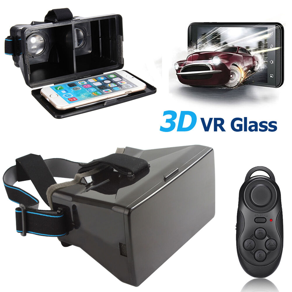 iphone vr headset 3d headset vr reality glasses for iphone 6 12451