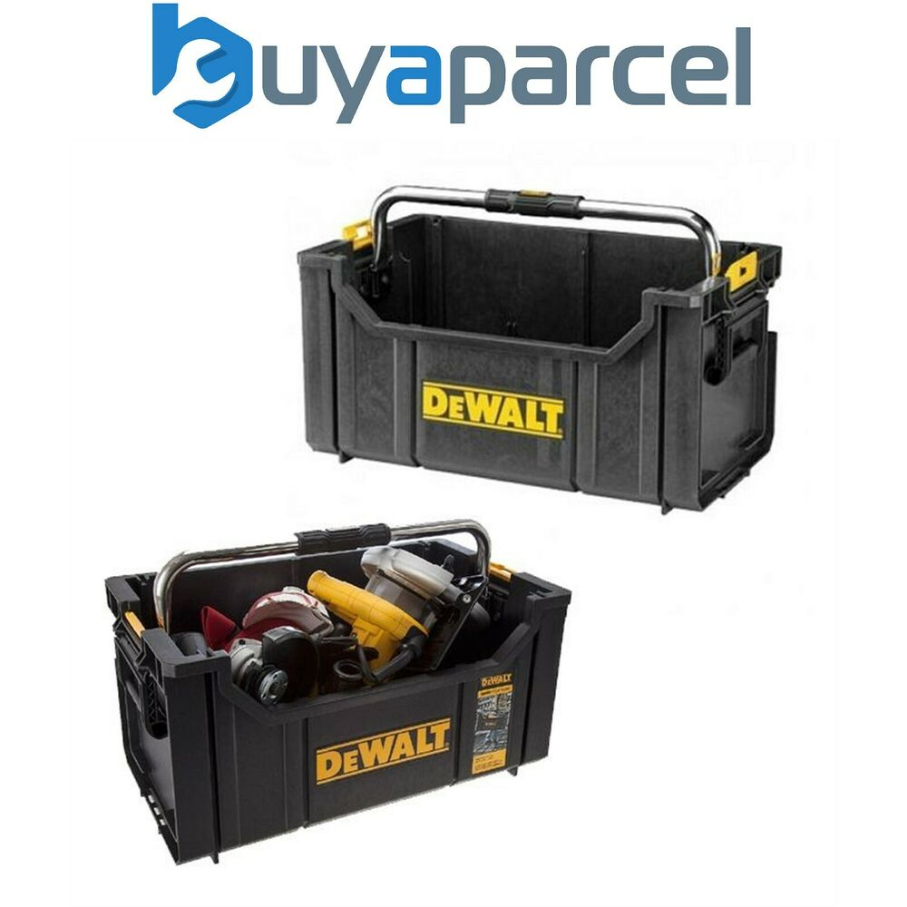 Dewalt Dwst1 75654 Toughsystem Tool Open Tote Tool Box