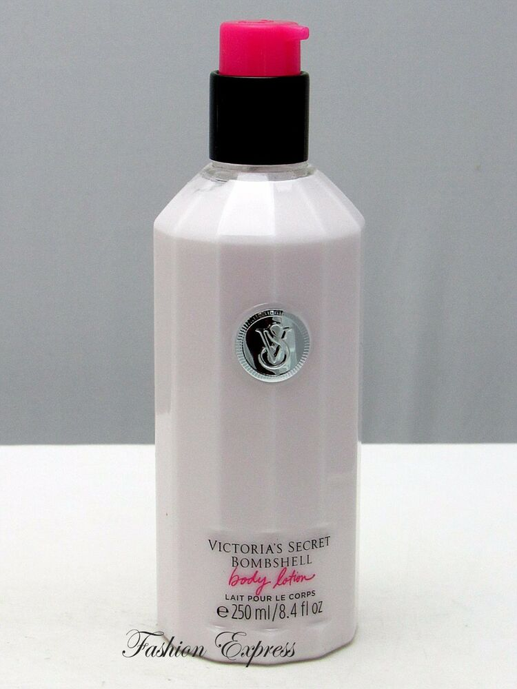 victoria 39 s secret bombshell body lotion 8 4 fl oz ebay. Black Bedroom Furniture Sets. Home Design Ideas