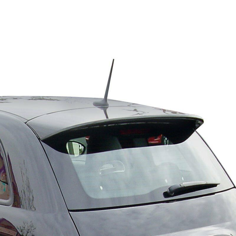 Volvo Cars Motorsport History Reflected At Techno: For Fiat 500 12-17 Pure Factory Style Fiberglass Rear Roof