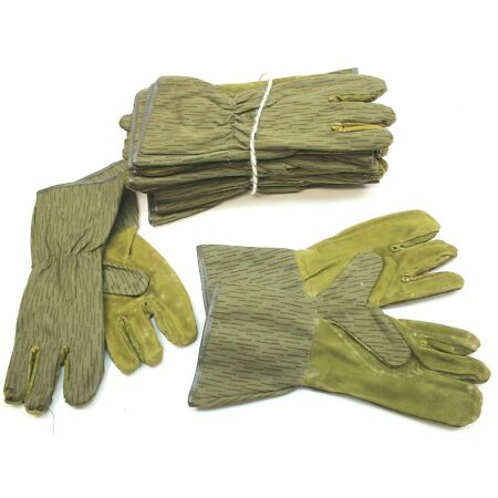 img-DDR EAST GERMAN ARMY GLOVES / TRIGGER MITTS in STRICHTARN CAMO medium & large