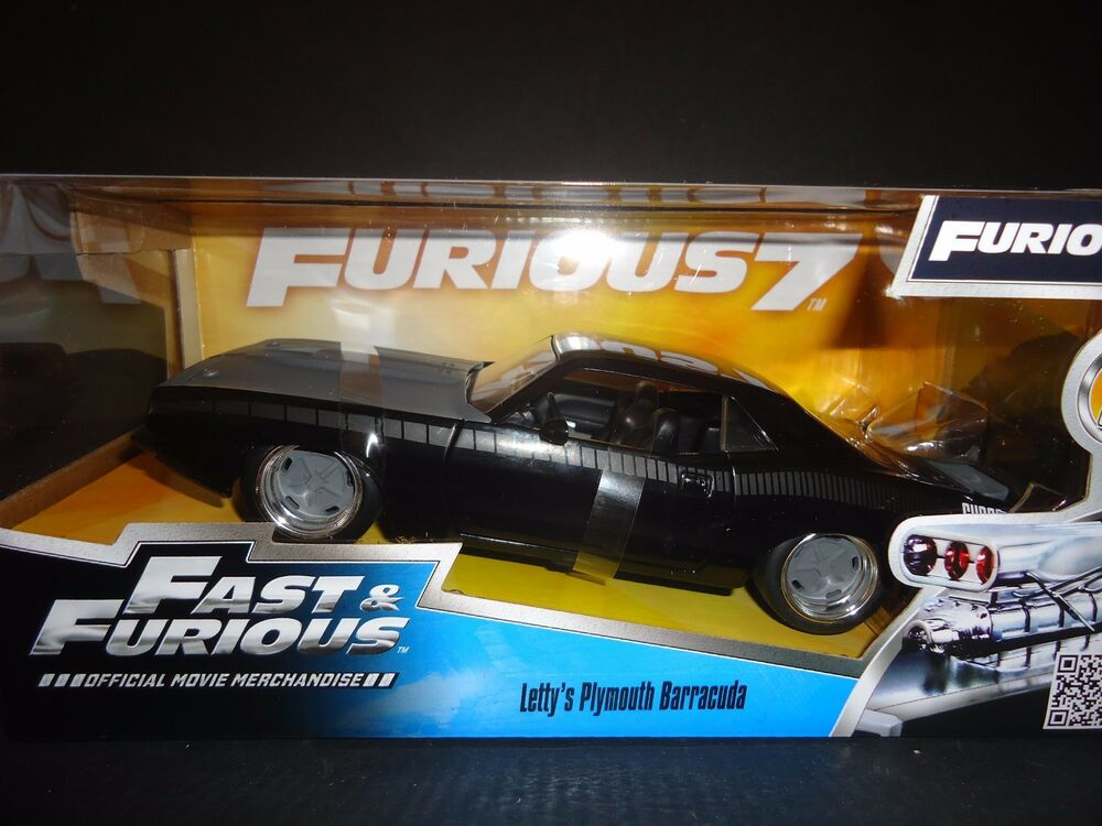 Dom S Diecast Fast And Furious Cars