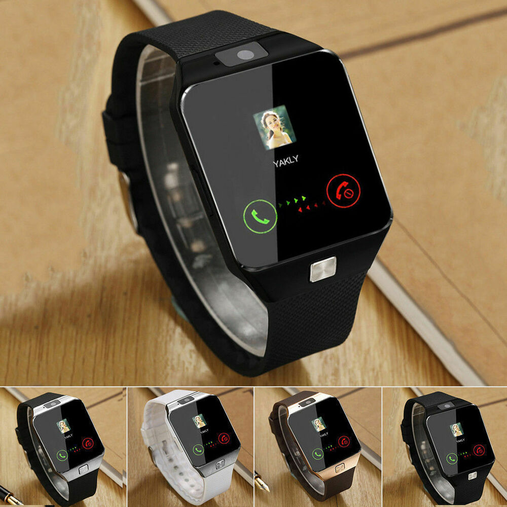 Bluetooth DZ09 Smart Watch For Android HTC Samsung IPhone