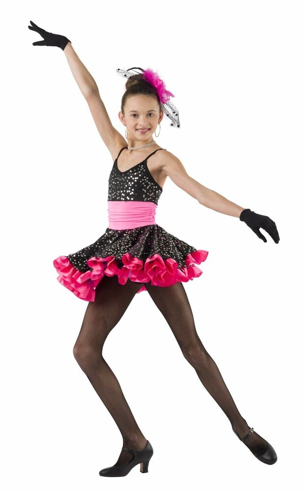 Costume Gallery Dance Jitterbug retro dress tap jazz dressup recital Performance | eBay