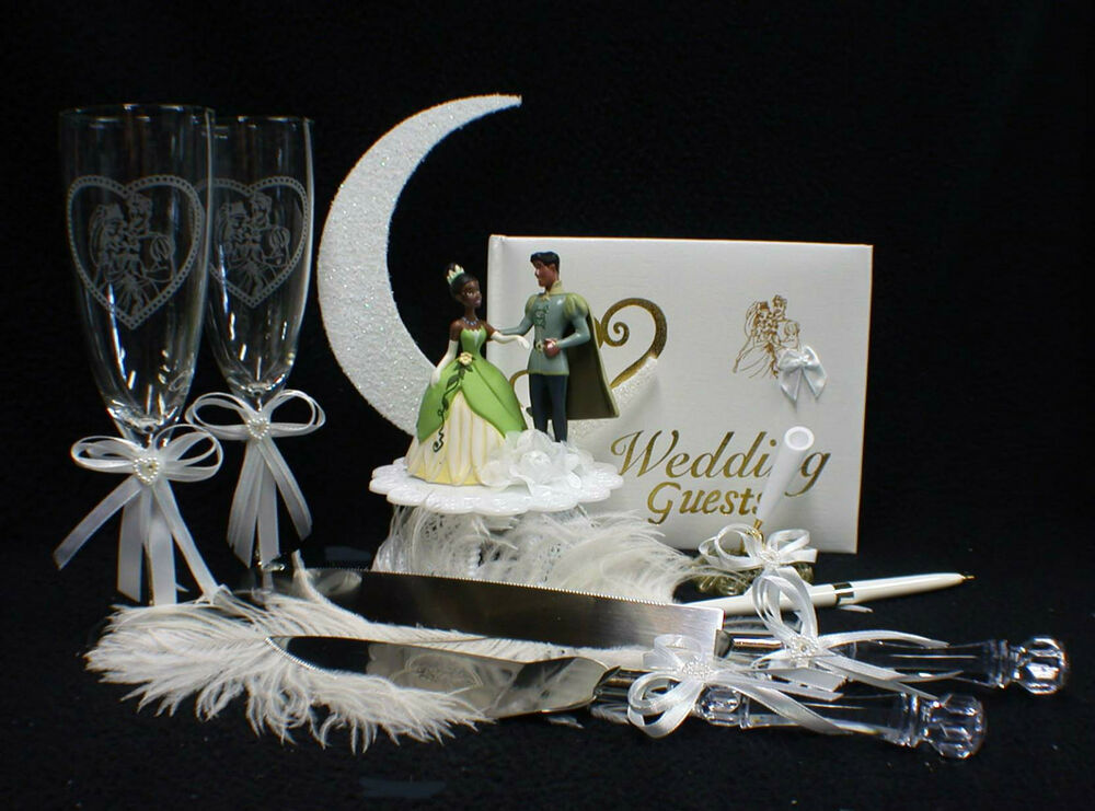 princess wedding cake toppers disney princess amp prince wedding cake topper lot 18778