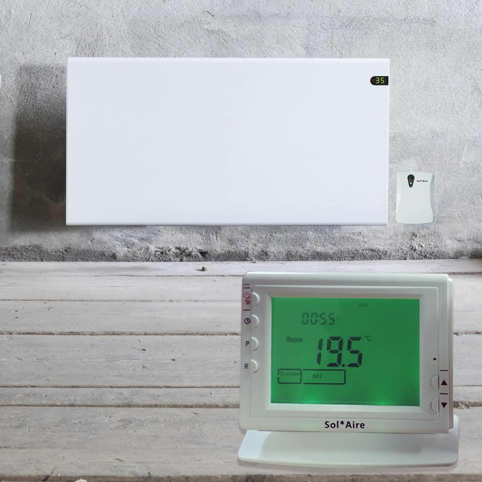Adax Neo Electric Radiator Wall Mounted Panel Heater With