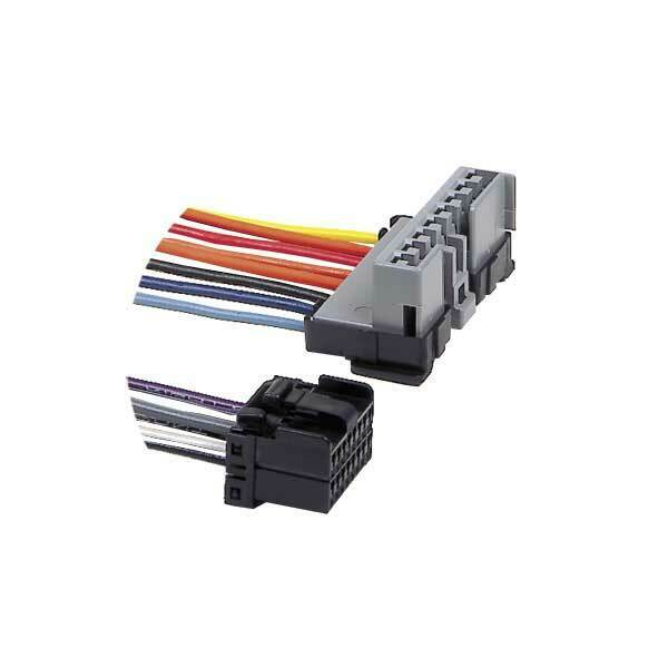 metra 71 5600 ford 1995 98 reverse wiring harness w 8 16 pin connector new ebay. Black Bedroom Furniture Sets. Home Design Ideas