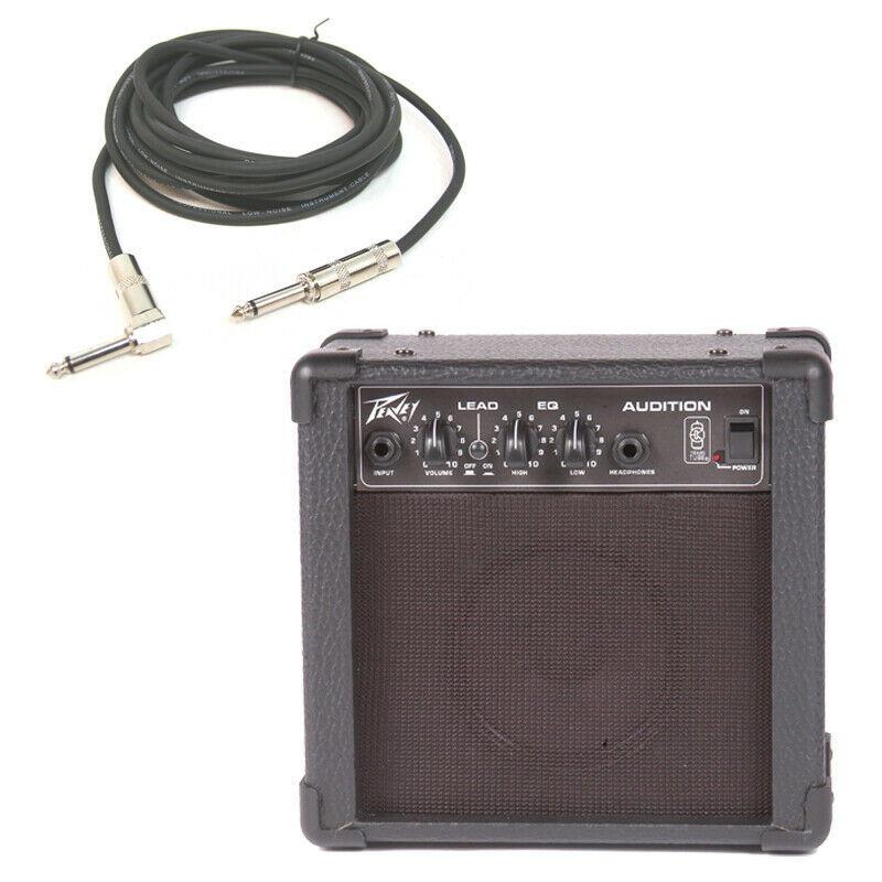 new peavey audition trans tube 4 combo amp 7w guitar amplifier w 1 4 cable 14367124897 ebay. Black Bedroom Furniture Sets. Home Design Ideas