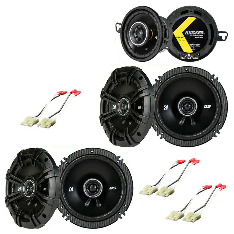 Fits Jeep Grand Cherokee 1993-1995 Speaker Replacement