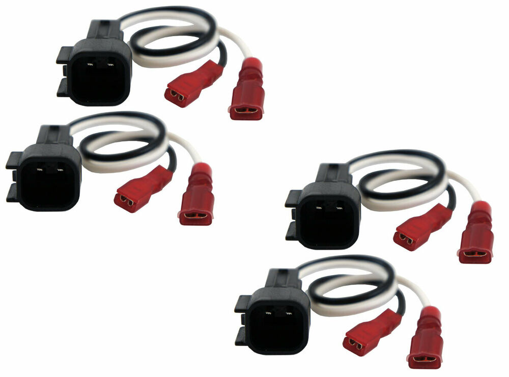 2007 ford edge wiring harness fits ford edge 2007-2010 factory speaker replacement ... #10