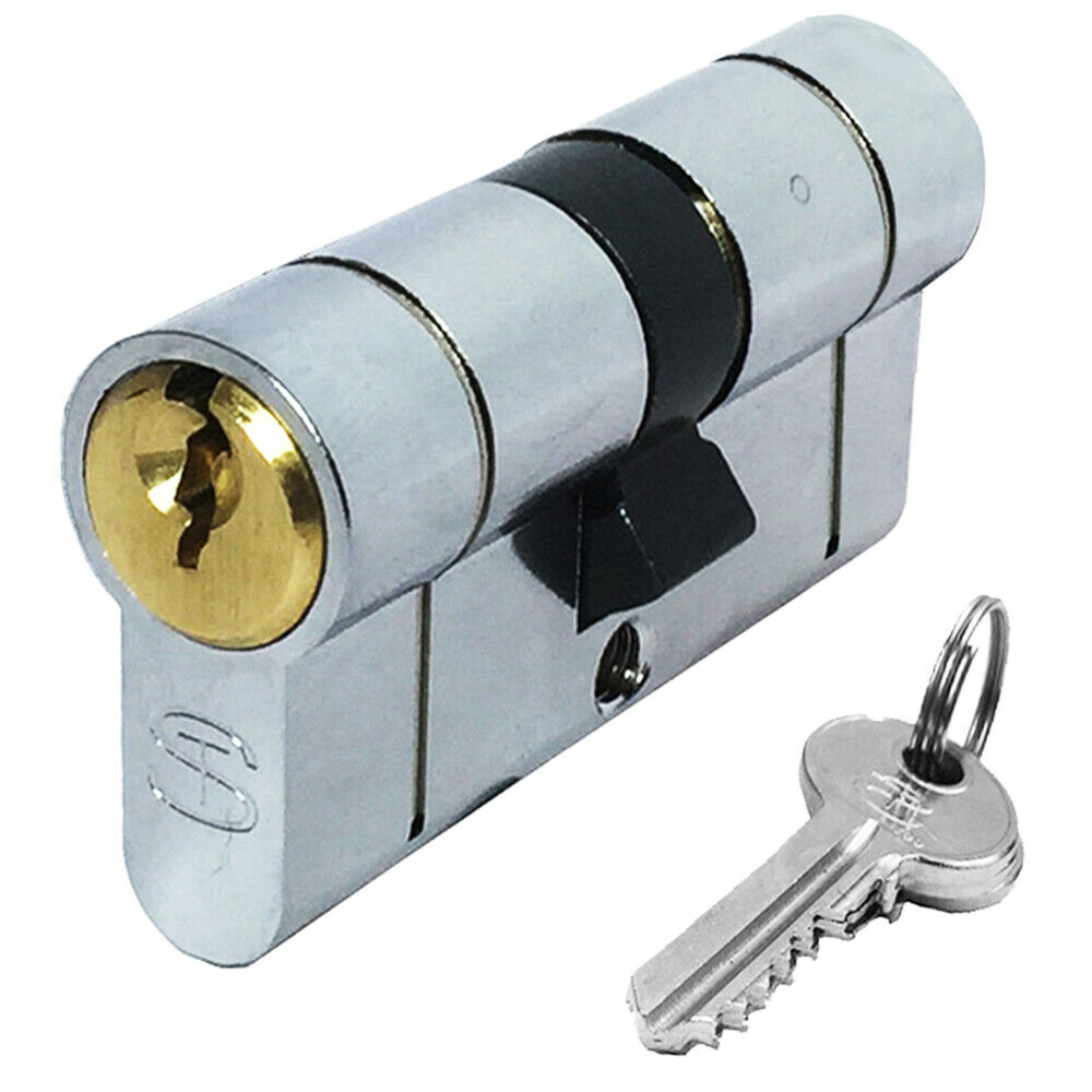 Anti Snap Euro Cylinder Lock Barrel High Security Upvc