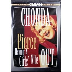 Chonda Pierce Having A Girls' Nite Out Family Classic Clean Comedy Brand NEW DVD