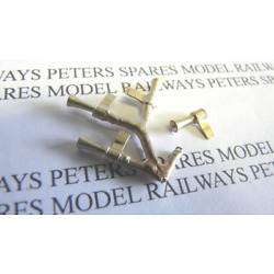 Peters Spares PS23 Triang Hornby Replacement Transcontinental Horns (Pk4)