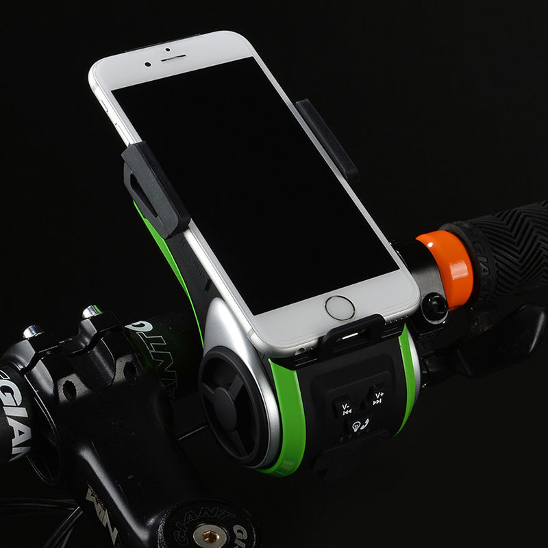 RockBros Multifunction Bicycle Cycling Audio Player Bike ...