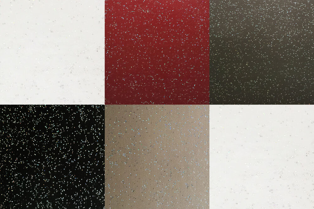 Vinyl Pvc Tablecloth Easy Wipe Clean Glitter Solid Patio