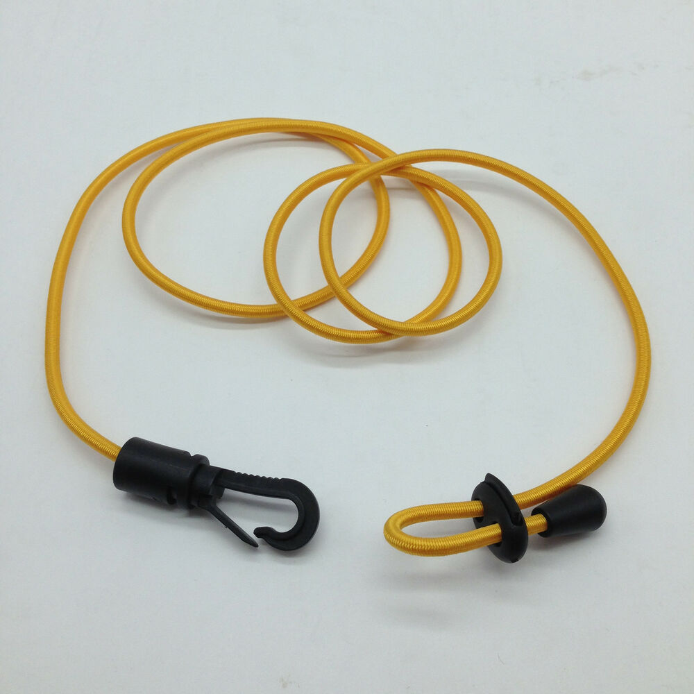 Kayak canoe paddle fishing rod or equipment leash cord for Fishing rod leash