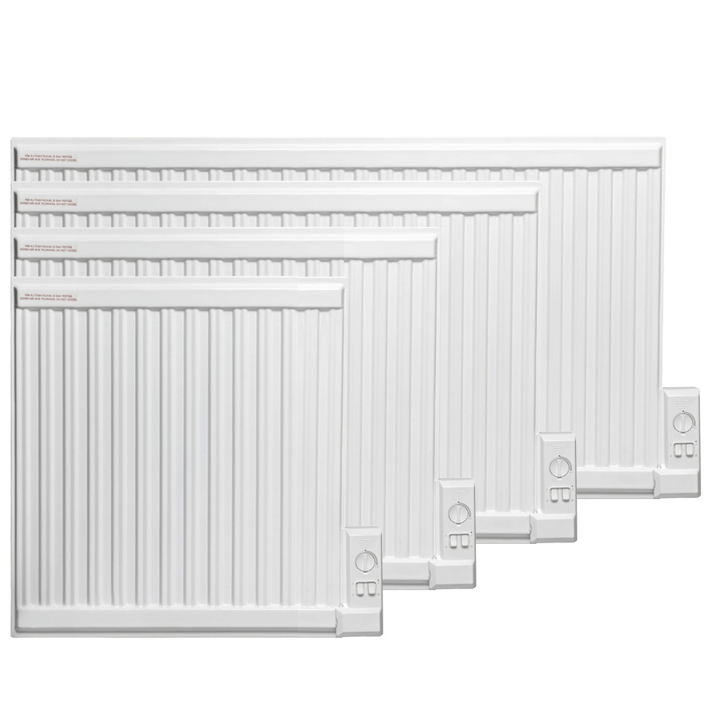 Thermostatic Electric Oil Filled Radiator Heater Slimline