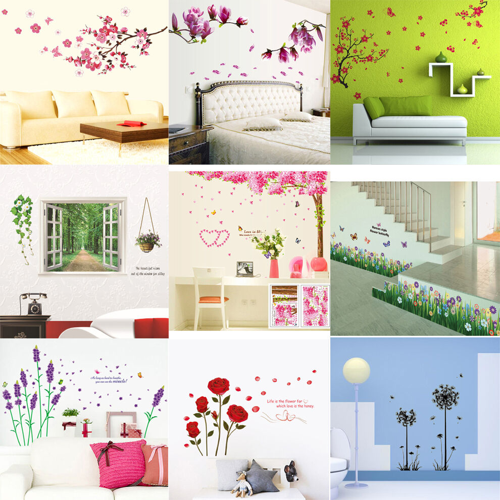 wall decals bedroom vinyl home room decor quote wall decal stickers 13759