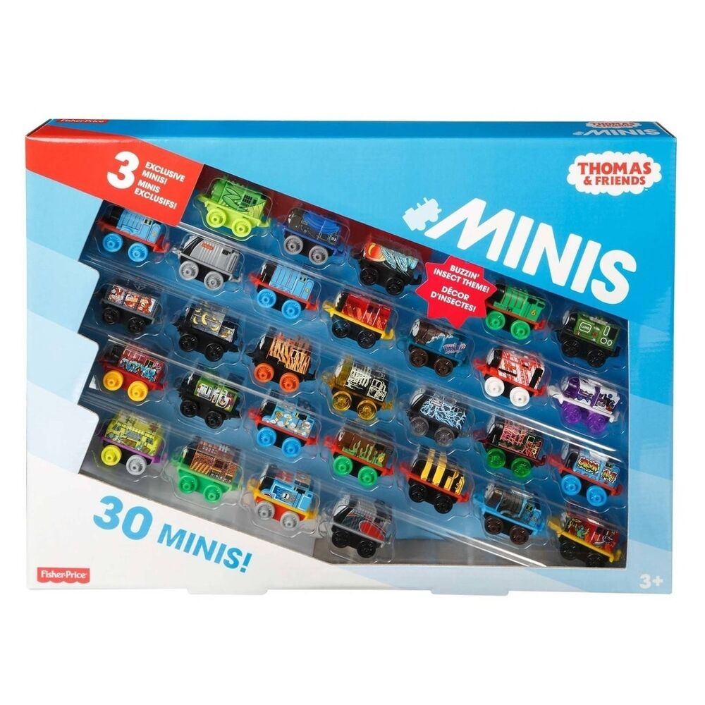 NEW THOMAS THE TRAIN & FRIENDS MINIS EXCLUSIVE 30-PACK