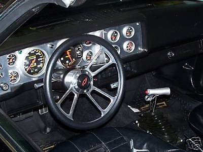 79 80 81 chevy camaro z 28 ss aluminum dash gauge bezel panel insert berlinetta ebay. Black Bedroom Furniture Sets. Home Design Ideas