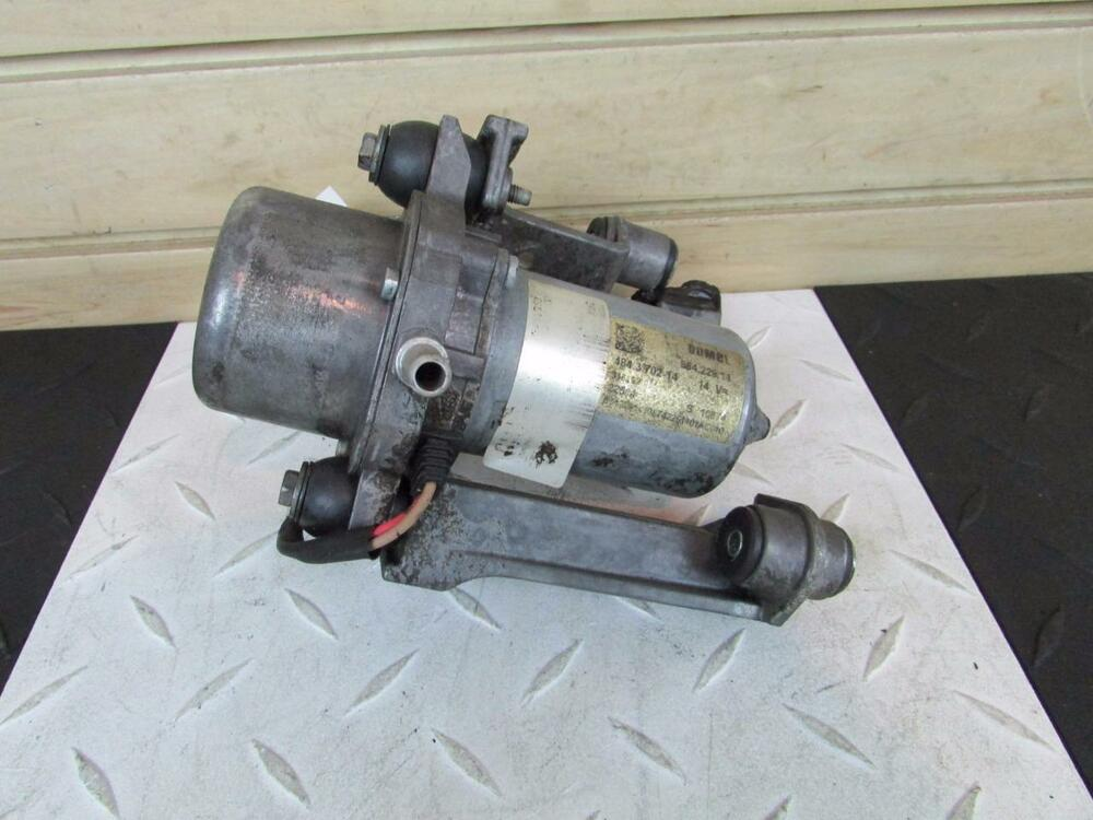Brake Vacuum Pump : C corvette z brake vacuum pump ebay