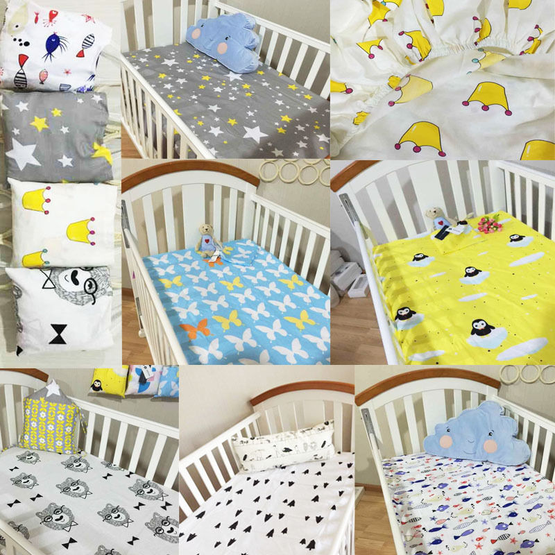 nursery infant baby crib cot fitted sheets bedding sheets. Black Bedroom Furniture Sets. Home Design Ideas